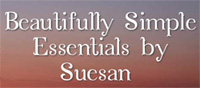 Beautifully Simple Essentials by Suesan